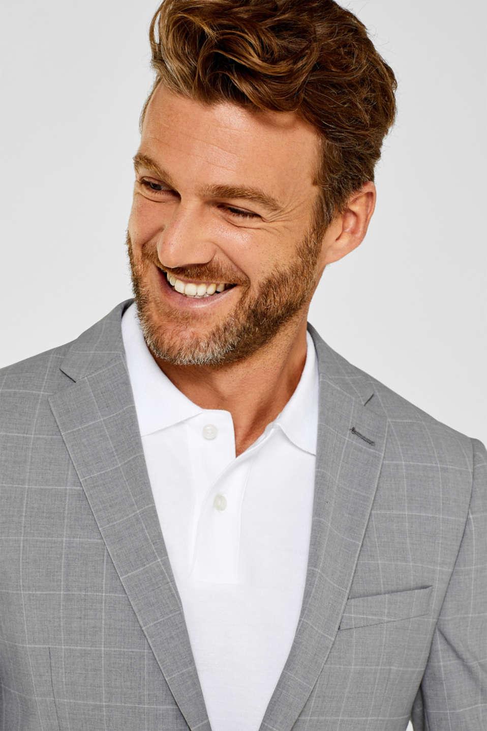 Blazers suit, LIGHT GREY, detail image number 5