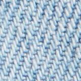 Shorts in denim con dettagli usati, 100% cotone, BLUE LIGHT WASHED, swatch