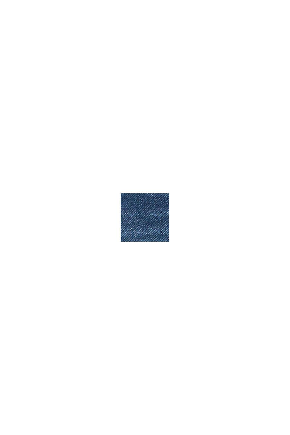 Shortsit stretchdenimiä, BLUE DARK WASHED, swatch