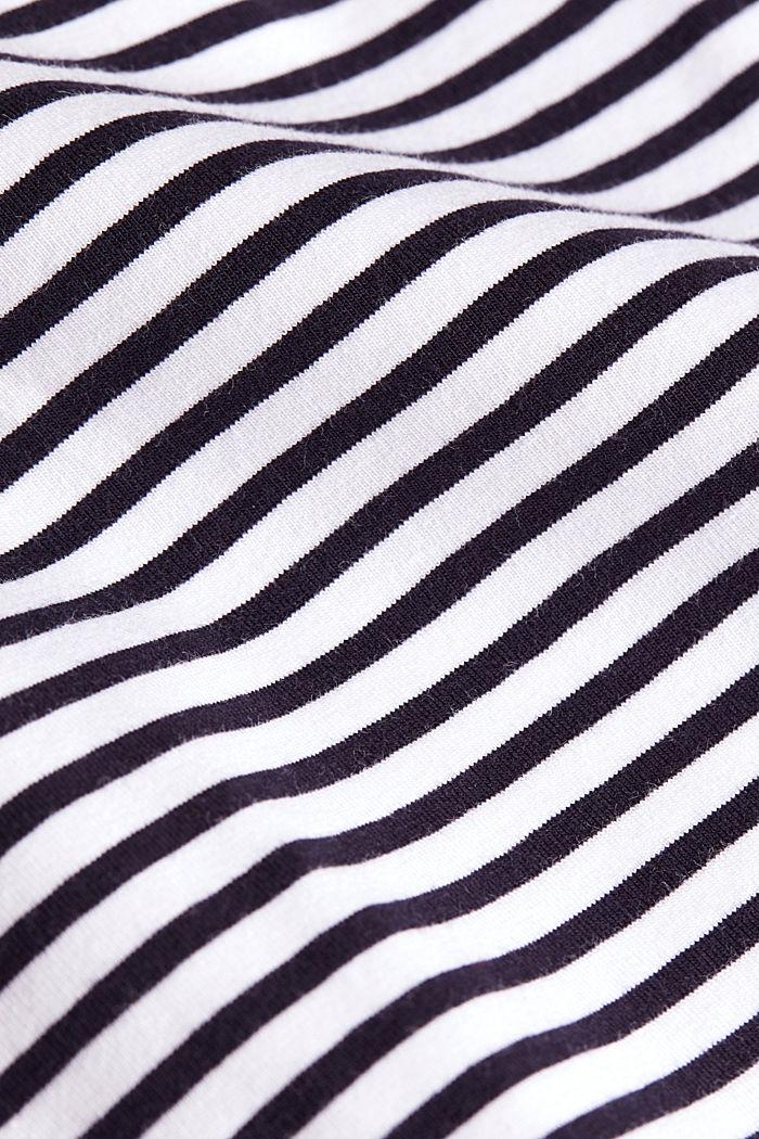 Jersey-Mini-Rock, Organic Cotton, WHITE, detail image number 4