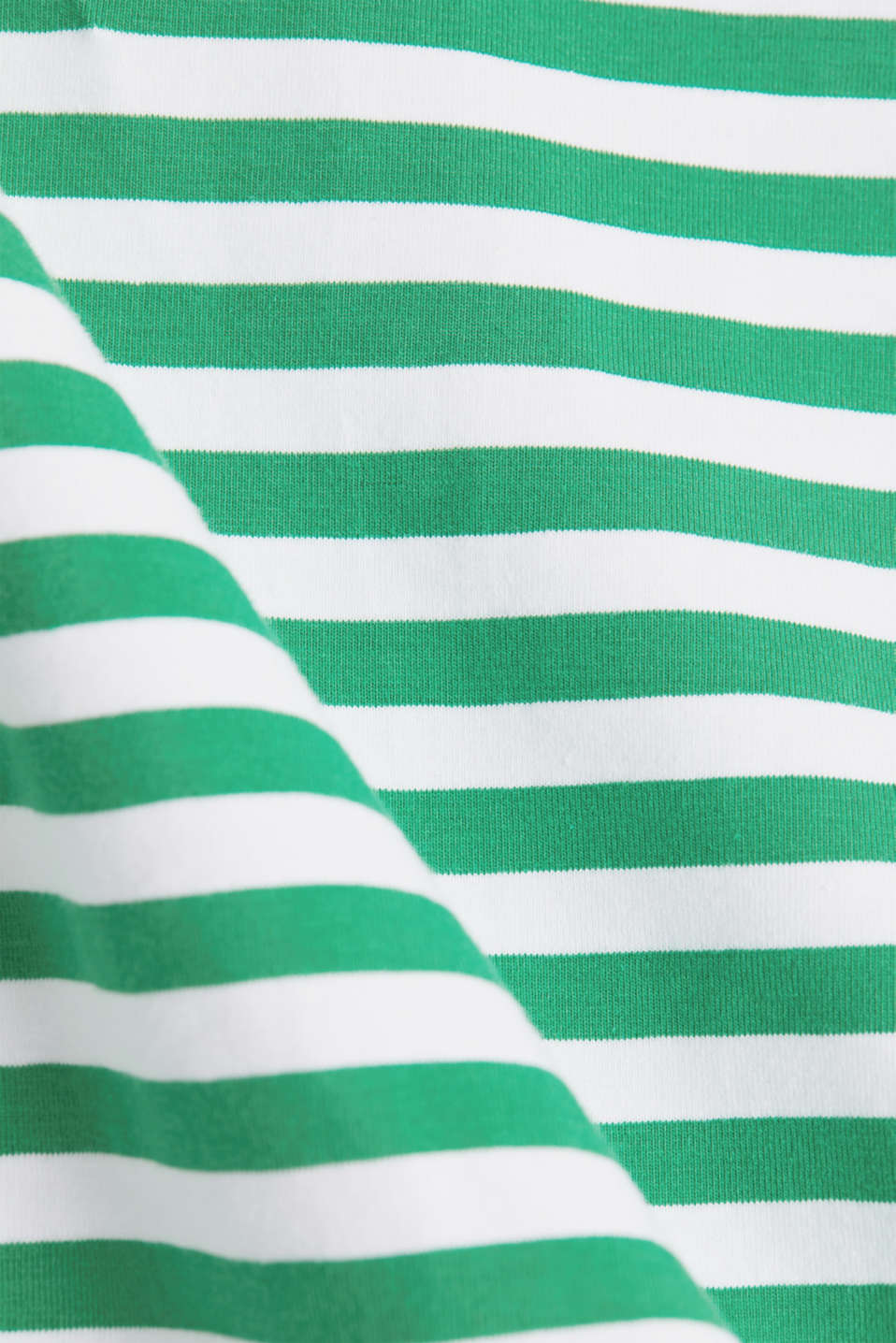 Jersey dress with organic cotton, GREEN, detail image number 4