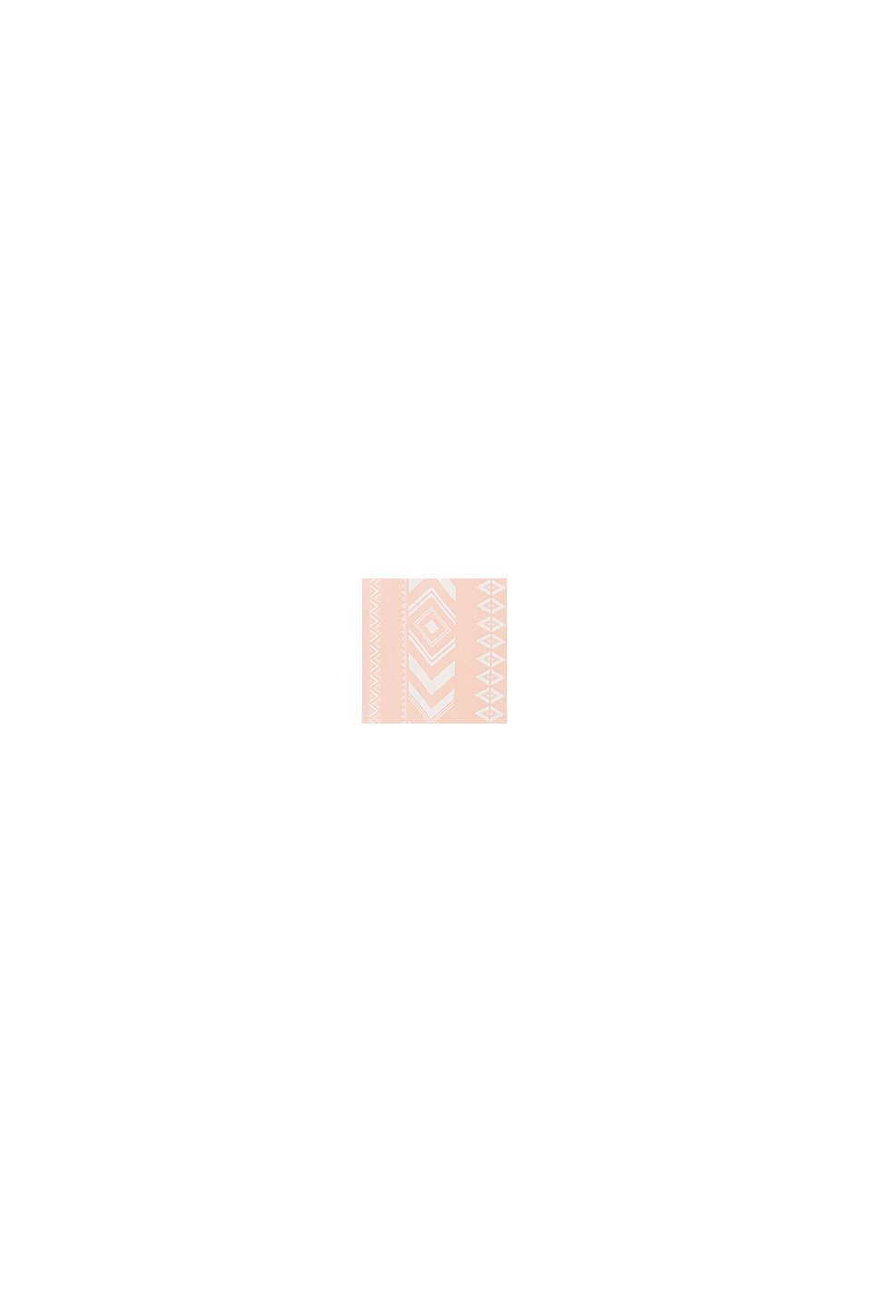 Túnica bordada en LENZING™ ECOVERO™, SALMON, swatch