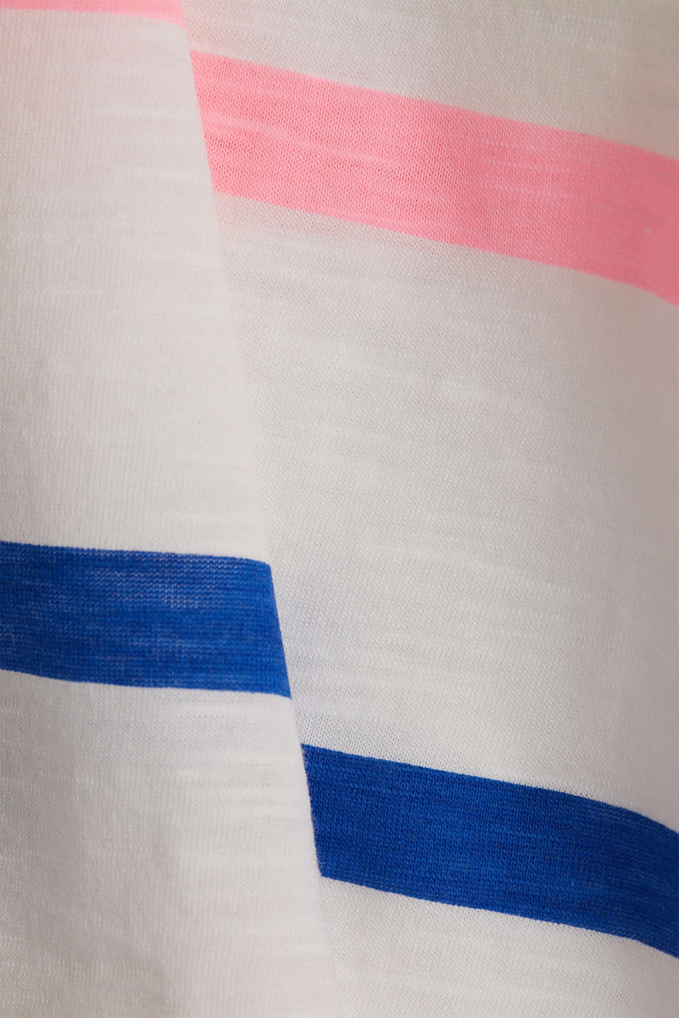 Jersey top made of 100% organic cotton, OFF WHITE, detail image number 4