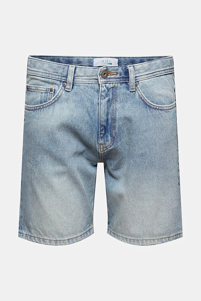 Jeans Shorts aus 100% Organic Cotton