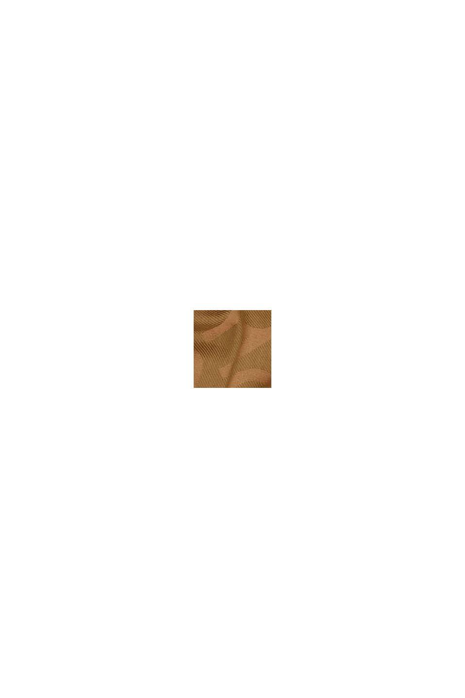 Monogramm-Webschal aus 100% Baumwolle, OLIVE, swatch
