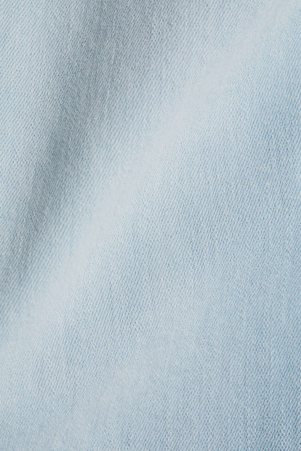 7/8-length jeans with organic cotton, BLUE BLEACHED, detail image number 4