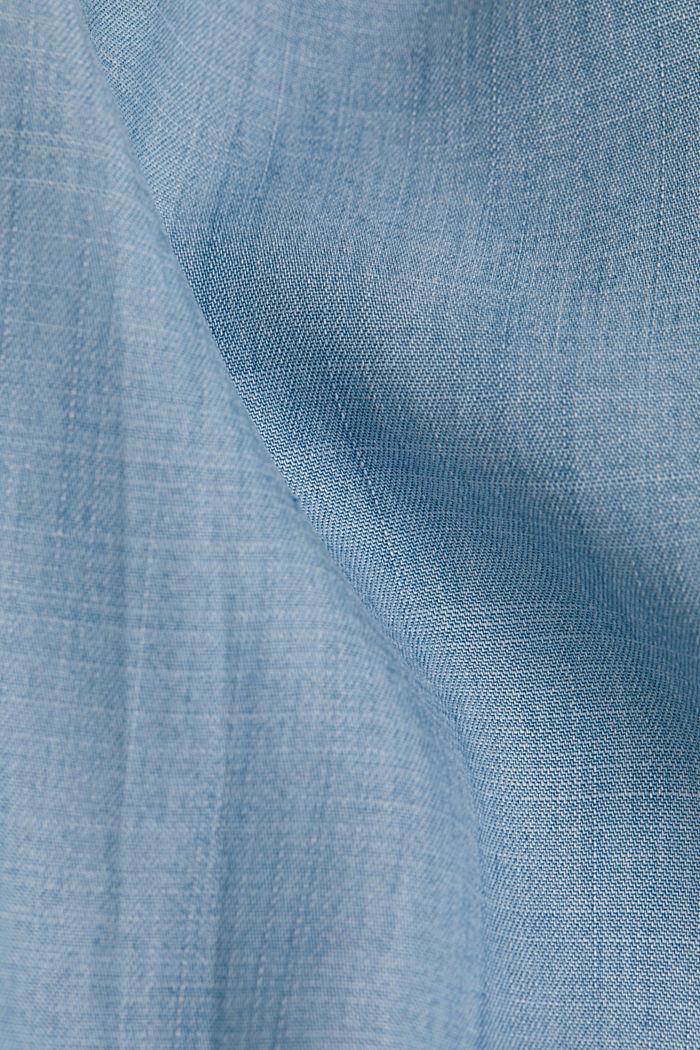 Jogg-Hose im Denim-Look, BLUE BLEACHED, detail image number 4