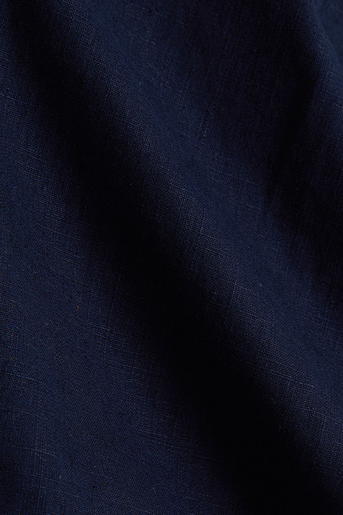 Shorts with organic cotton, NAVY, detail image number 4