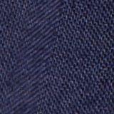 Vestido con bordado y encaje, algodón ecológico, NAVY, swatch