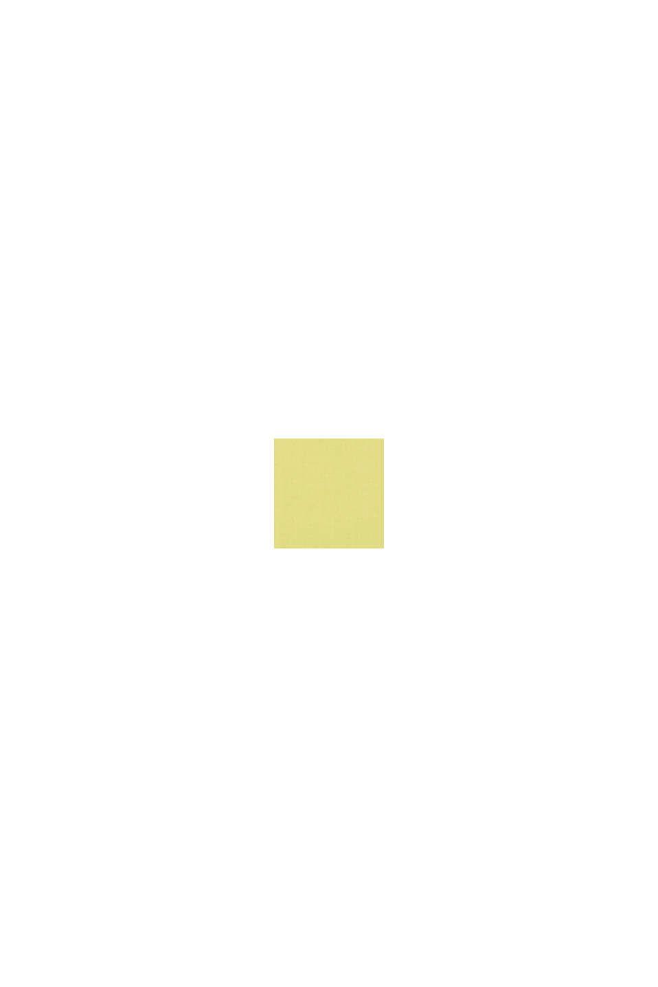 Puserotoppi LENZING™ ECOVERO™ -materiaalia, BRIGHT YELLOW, swatch