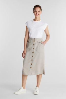 100% cotton T-shirt, WHITE, detail