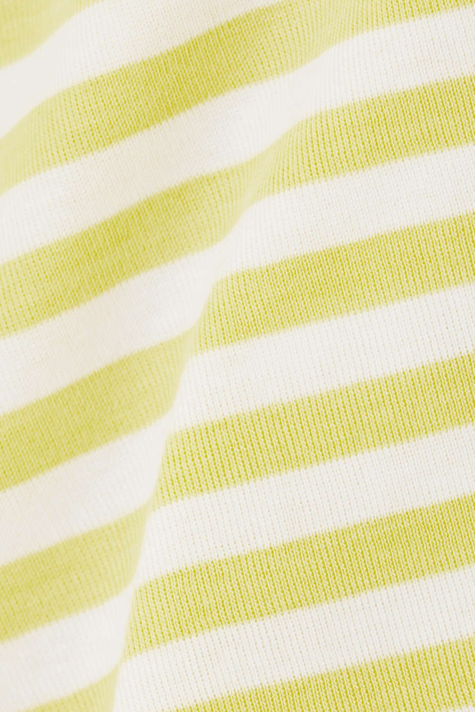 Jersey top made of 100% organic cotton, BRIGHT YELLOW, detail image number 3
