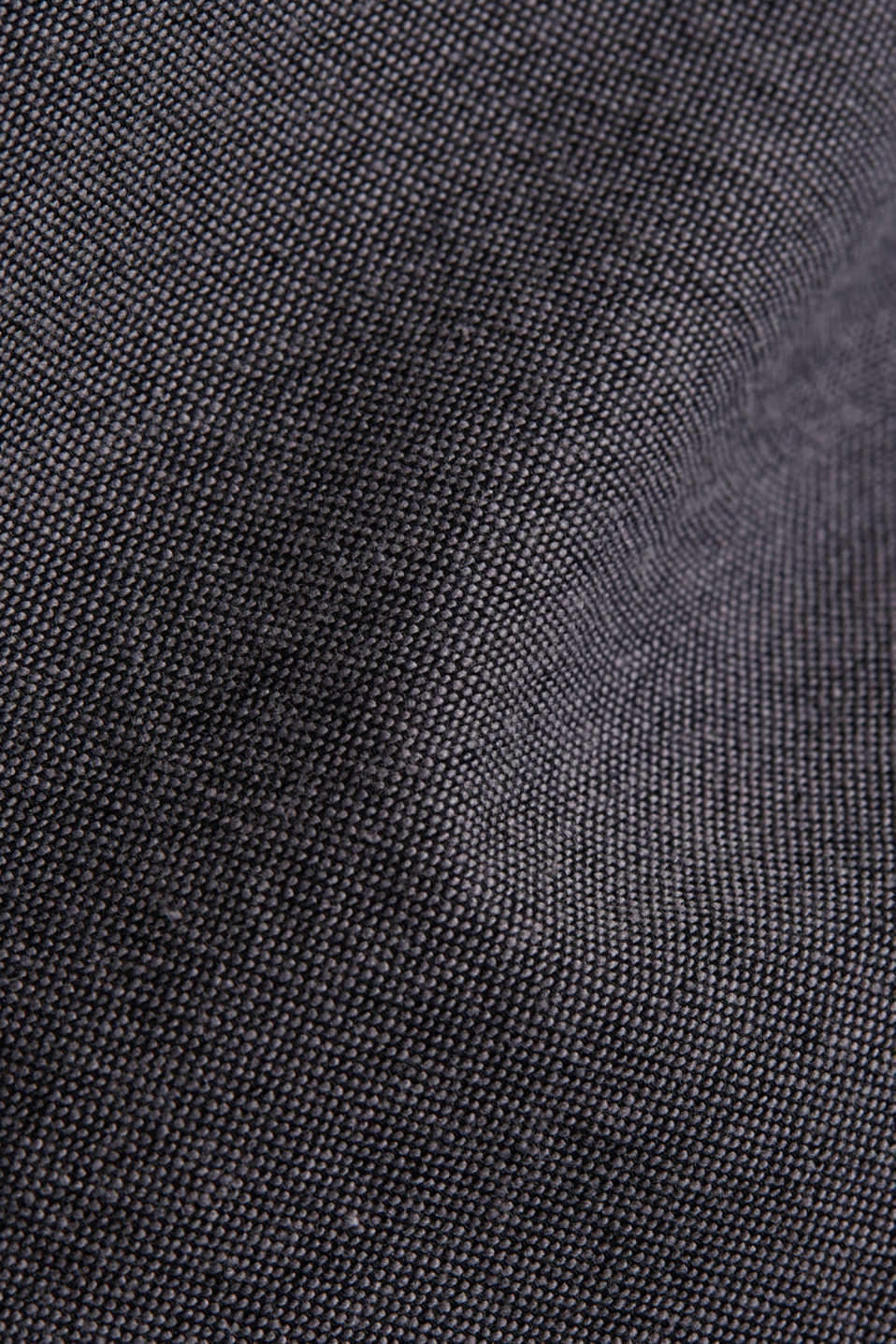 Shorts made of 100% cotton, ANTHRACITE, detail image number 4