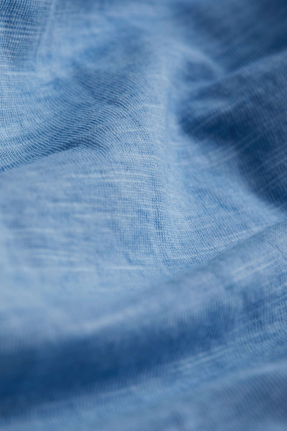 Jersey top made of 100% organic cotton, BLUE 2, detail image number 4