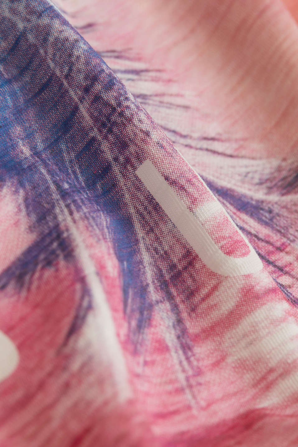 Jersey print top, 100% organic cotton, OFF WHITE, detail image number 4