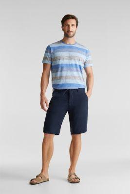 Striped jersey T-shirt, BLUE 5, detail