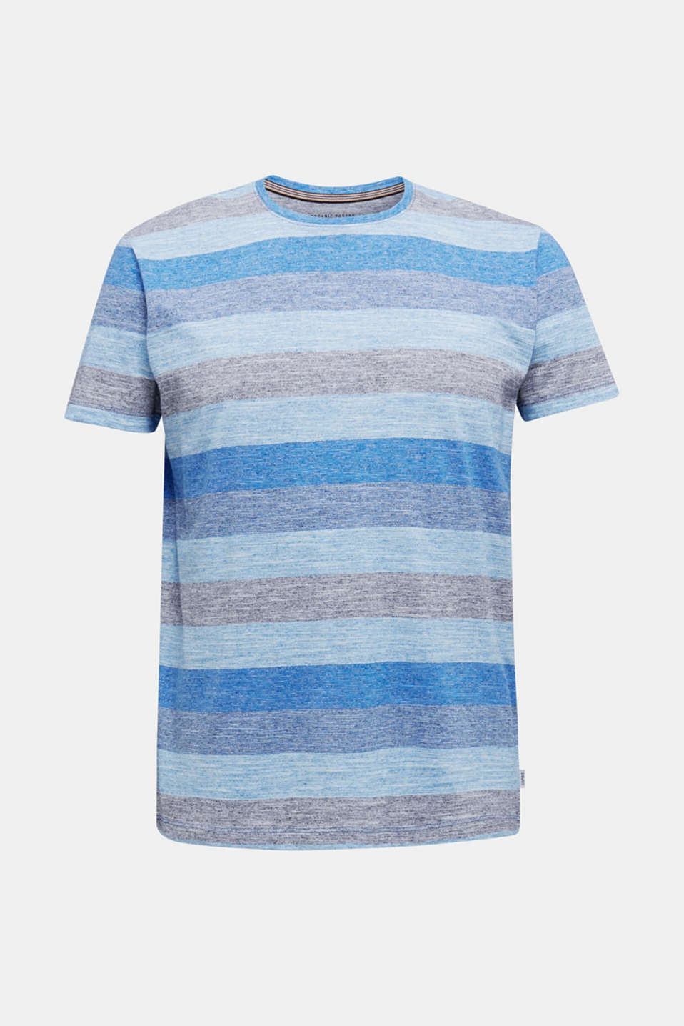 Striped jersey T-shirt, BLUE 5, detail image number 5