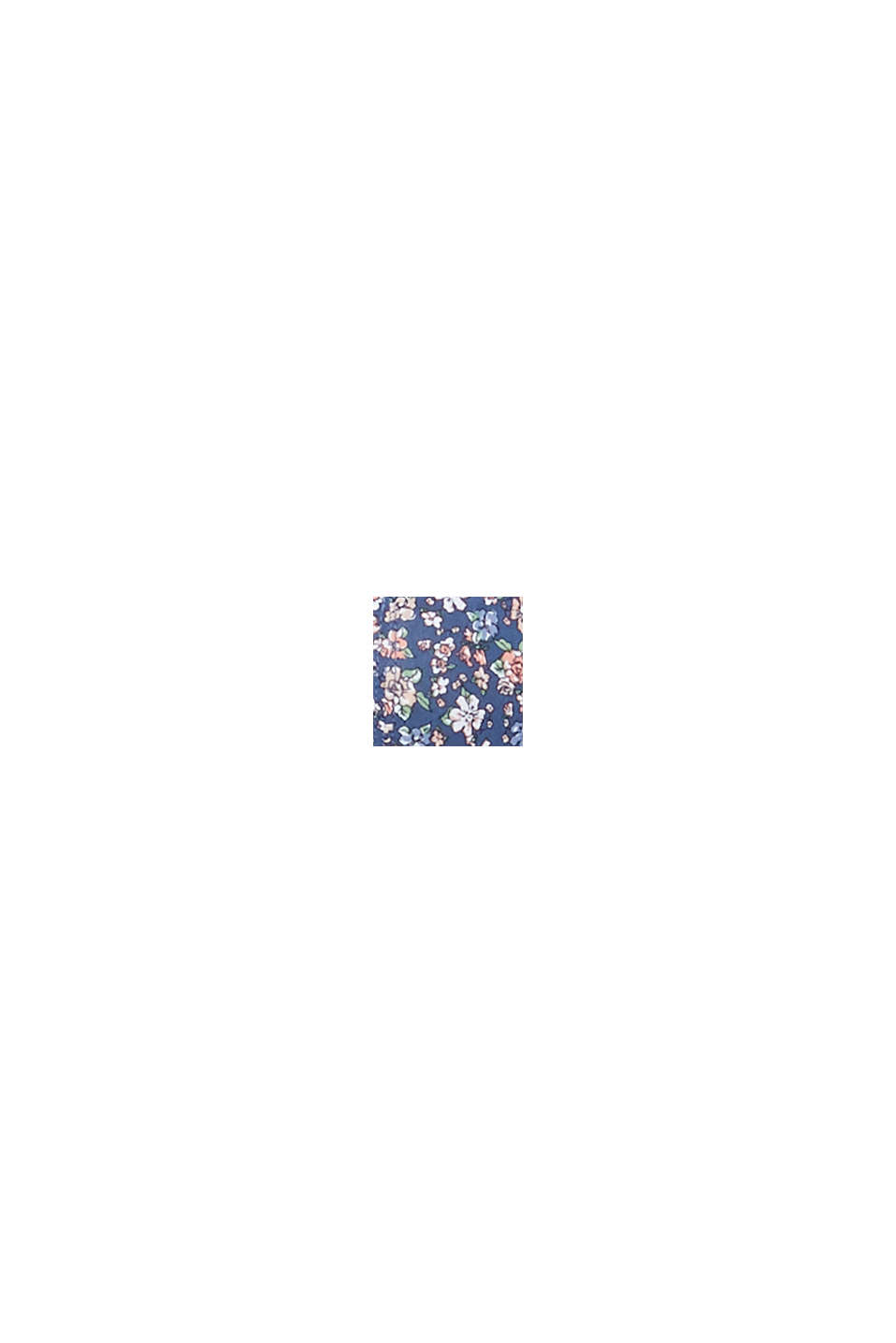 Wattierter Bügel-BH mit Blümchen-Print, BLUE LAVENDER, swatch