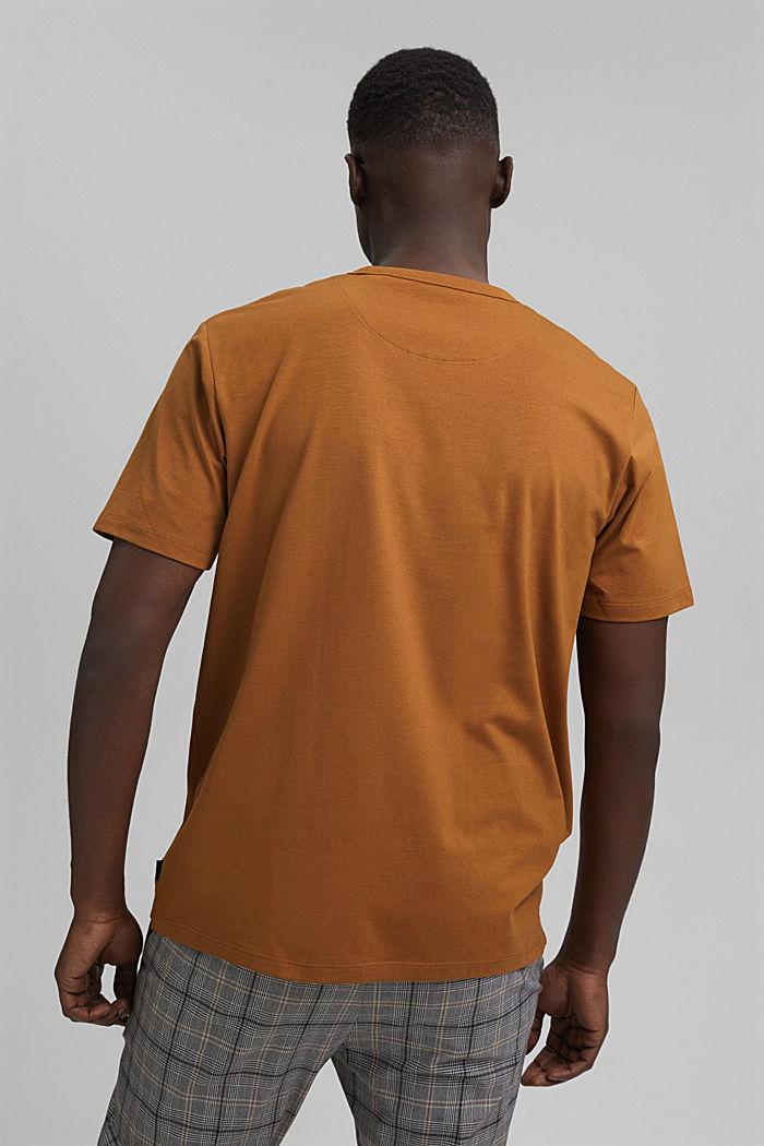 Jersey-Shirt mit COOLMAX®, CAMEL, detail image number 3