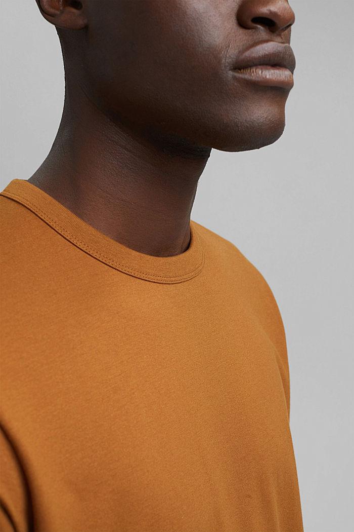 Fashion T-Shirt, CAMEL, detail image number 1