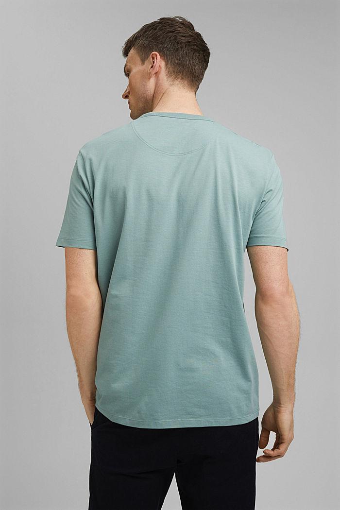 Camiseta de jersey con tecnología COOLMAX®, DUSTY GREEN, detail image number 3