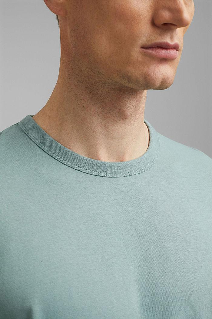 Camiseta de jersey con tecnología COOLMAX®, DUSTY GREEN, detail image number 1