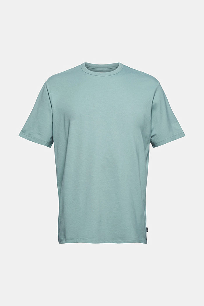 Jersey T-shirt with COOLMAX® technology, DUSTY GREEN, detail image number 5