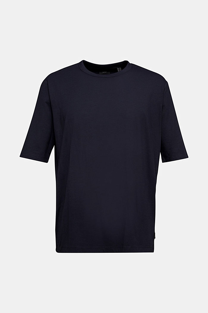 Jersey T-shirt with COOLMAX®, NAVY, detail image number 6