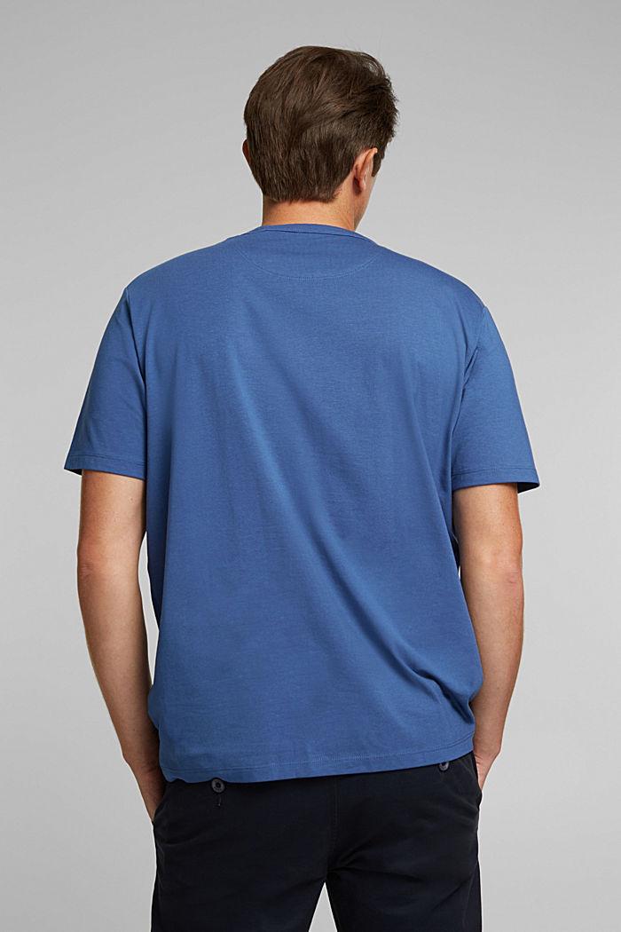 Jersey-Shirt mit COOLMAX®, BLUE LAVENDER, detail image number 3