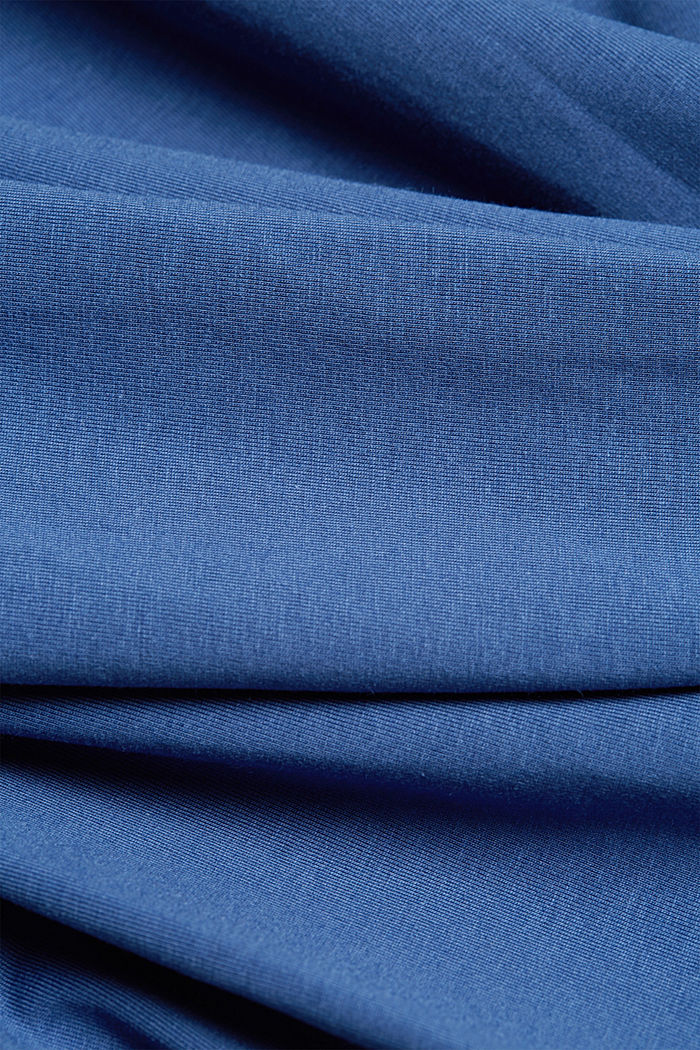Jersey T-shirt with COOLMAX®, BLUE LAVENDER, detail image number 5