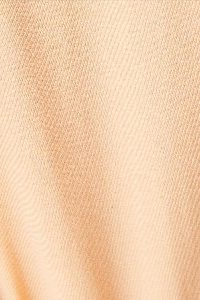 Žerzejové tričko s úpravou COOLMAX®, PEACH, detail image number 5