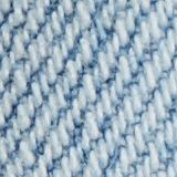 Vaqueros tobilleros en 100% algodón, BLUE LIGHT WASHED, swatch