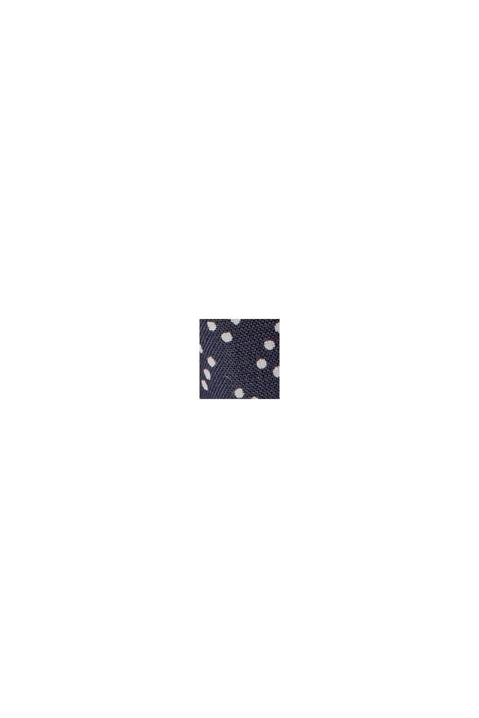 Joustovyötäröiset shortsit, LENZING™ ECOVERO™ -viskoosia, NAVY, swatch