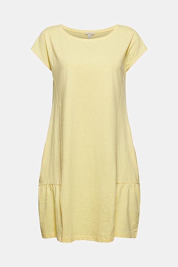 Jersey jurk van 100% biologisch katoen