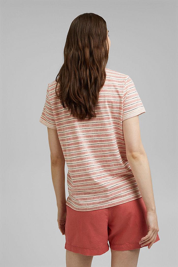 Tričko s potiskem, ze 100% bio bavlny, NUDE, detail image number 3