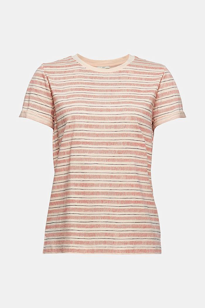 Tričko s potiskem, ze 100% bio bavlny, NUDE, detail image number 6