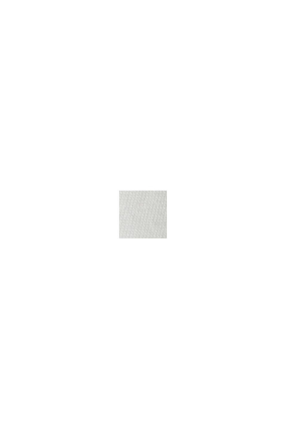 Jersey-Tanktop mit Print, Organic Cotton, OFF WHITE, swatch