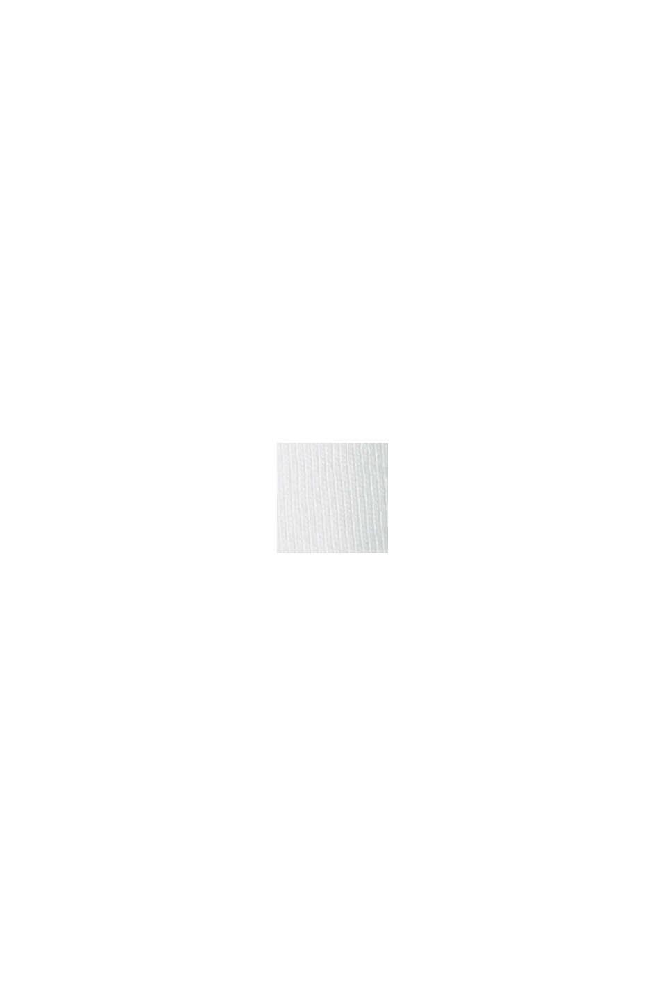 Painettu jersey-T-paita luomupuuvillaa, OFF WHITE, swatch