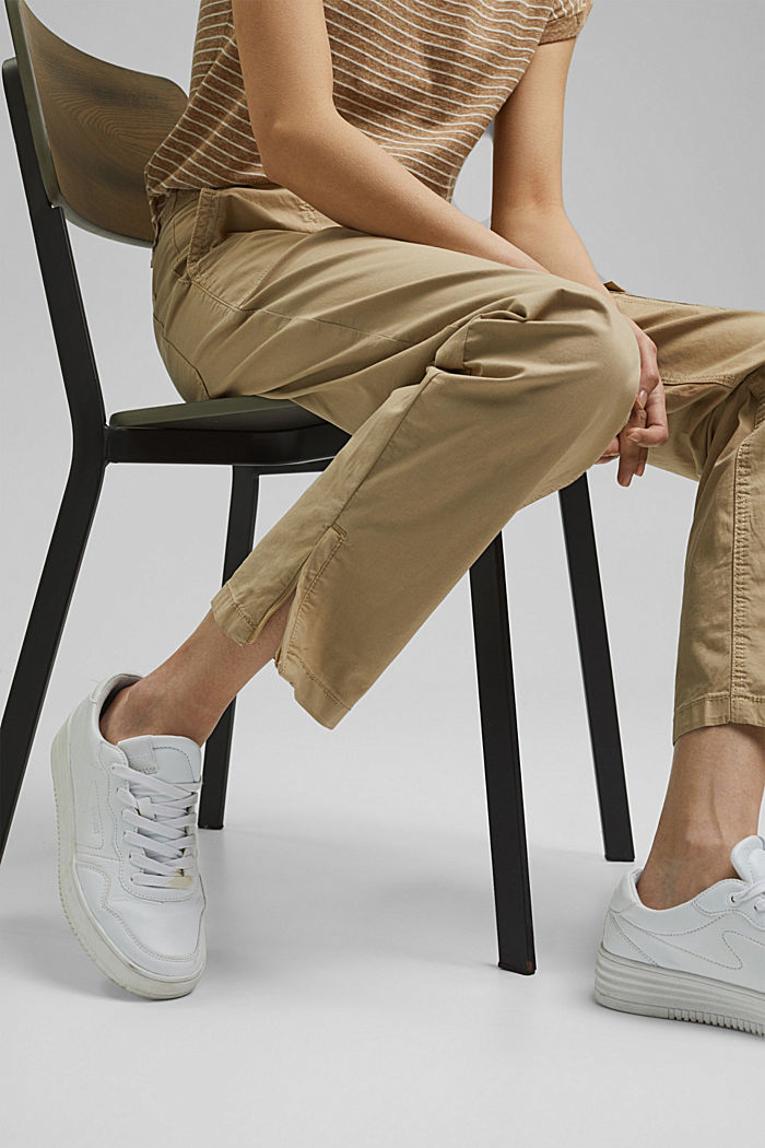 Pants woven  relaxed cargo