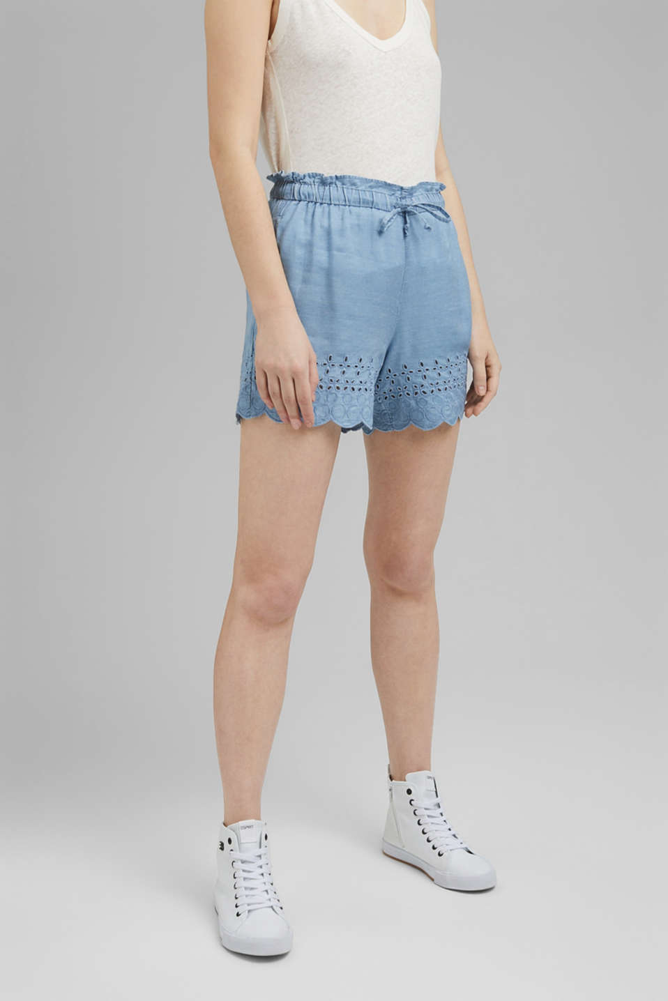 Esprit - tencel shorts