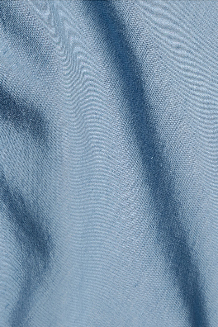 Shorts woven, BLUE BLEACHED, detail image number 4