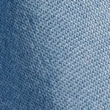 Van TENCEL™: short met borduursel, BLUE BLEACHED, swatch
