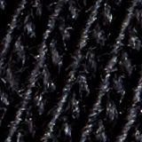 Midi-jurk met strikbandjes, 100% biologisch katoen, BLACK, swatch
