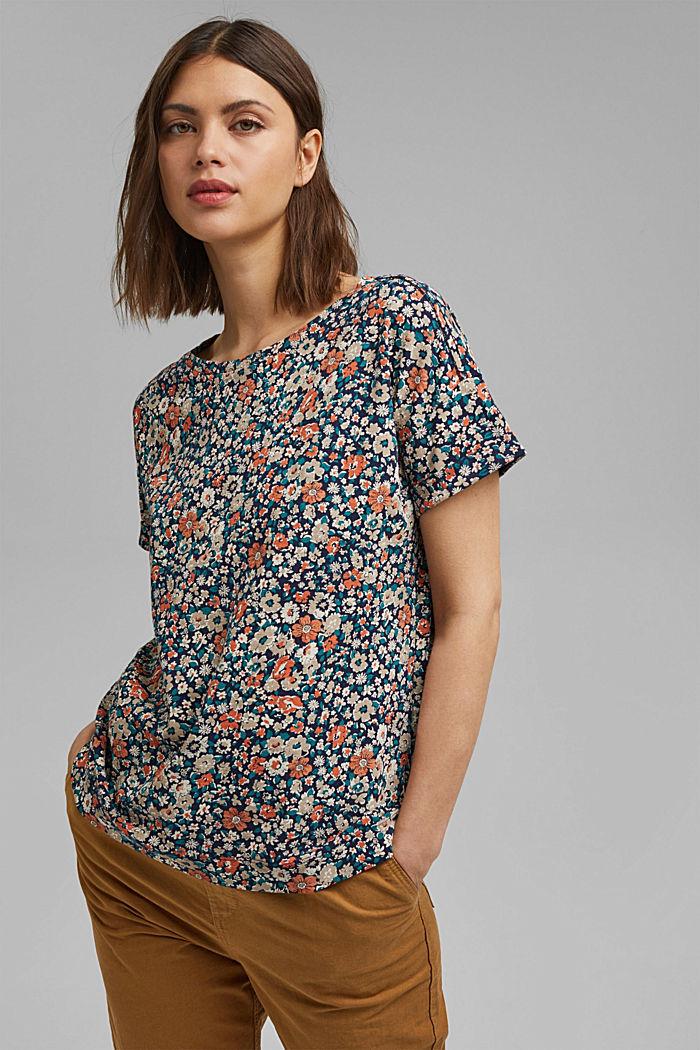 T-shirt z nadrukiem, 100% bawełny ekologicznej