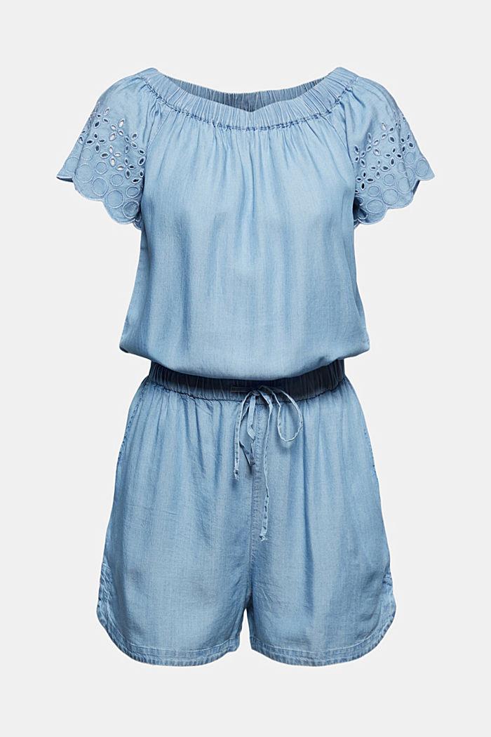 Denim dungarees/Denim jumpsuit
