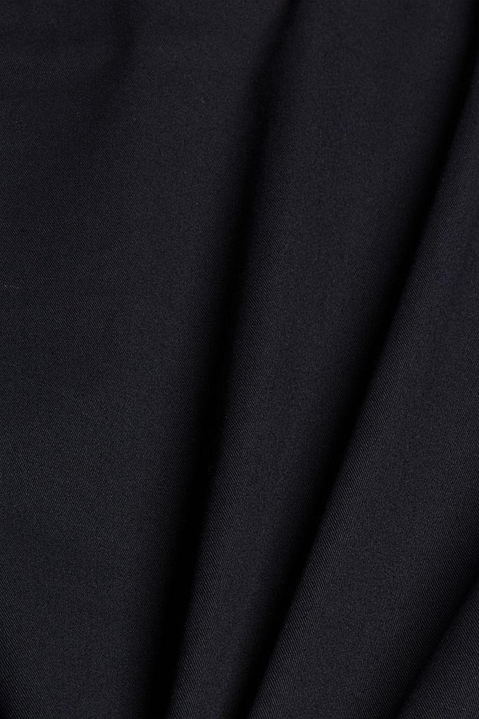 Shorts de algodón ecológico, BLACK, detail image number 4