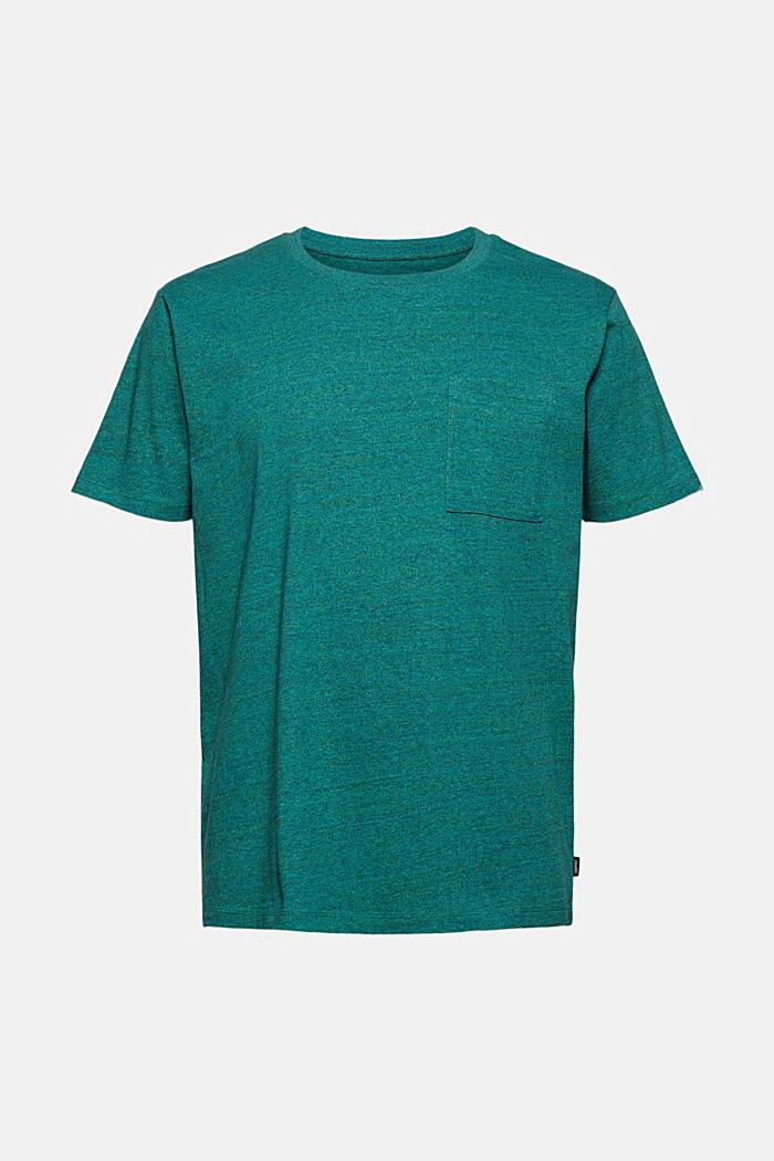 T-shirt i jersey av ekologisk bomull
