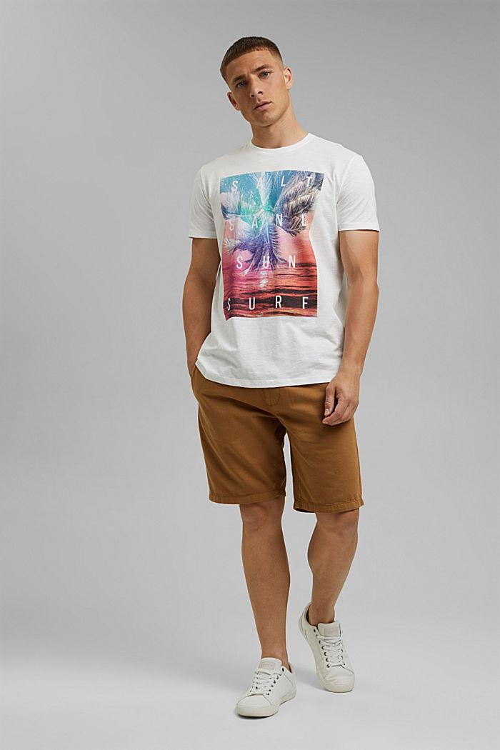 Fashion T-Shirt, OFF WHITE, detail image number 2