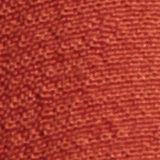 Pyjamakauluksellinen puserotoppi, LENZING™ ECOVEROA™, TERRACOTTA, swatch