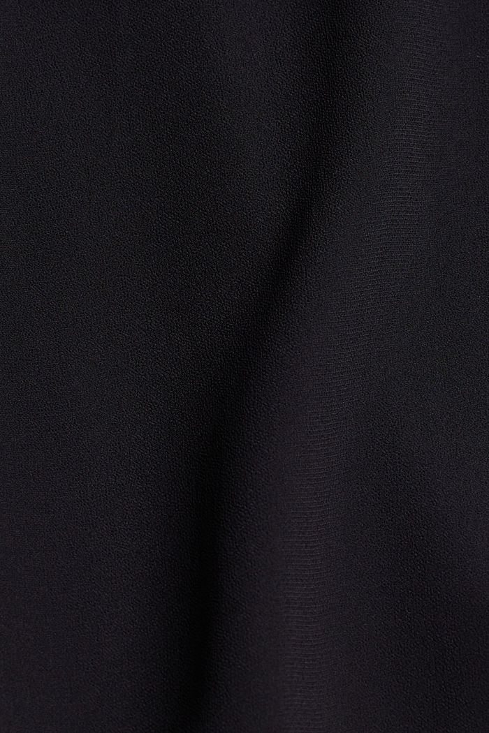 Puserotoppi, jossa pitsiolkaimet, BLACK, detail image number 4